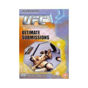 Fight Dvd - Ultimate Fighting Championship - Ultimate Submissions Import anglais