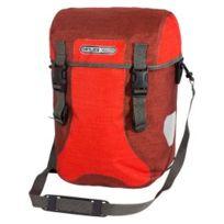 Ortlieb - Sacoche Sport-Packer Plus Ql2.1 rouge chili vendu par paire