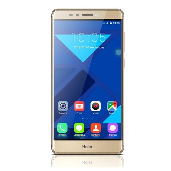Haier L56 4G Dual Sim Gold libre