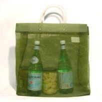 Sidebag - Cabas toile 41x43x15 cm Tonic