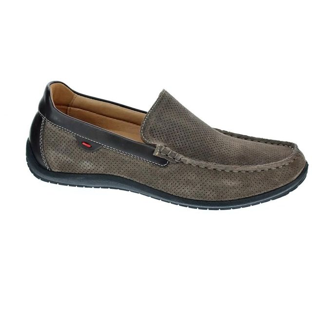 pas cher Marron Imac 102276 Mocassins modele Homme Chaussures xtdCsrhQ