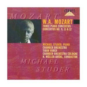 Claves - Concertos pour piano