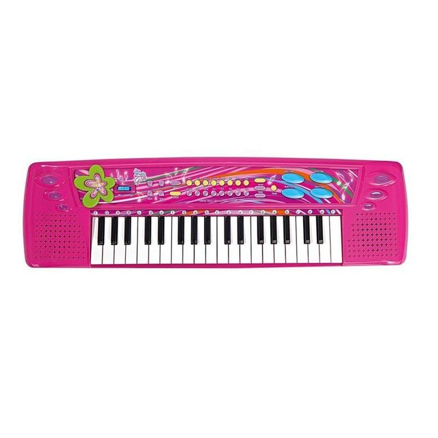 Simba Toys 106832624 Clavier - My Music World Girls