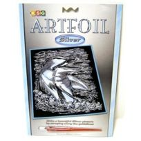 Kitfix Swallow Group Ltd - Ksg Artfoil Dauphin Argent