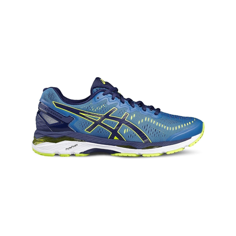 Asics - Gel-Kayano 23 T646N-4907 Bleu - pas cher Achat / Vente Chaussures running