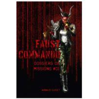 Les Xii Singes - Jeux de rôle - Faust Commando : Dossier de Mission , 01