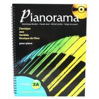 Hit Diffusion - Pianorama Volume 2A +CD