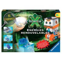 Science X : Midi-Energies renouvelables