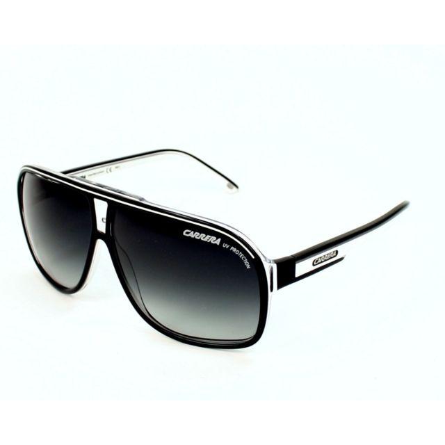 Carrera - Lunettes de soleil Grand-Prix-2 T4M 90 Homme Noir - pas ... 7b4c7f067dde