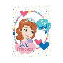Princesse Sofia - Plaid Couverture Disney