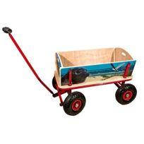 Ak Sport - 0737001 - Remorque - Chariot Impression Plage