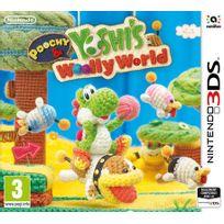 NINTENDO - Poochy & Yoshi Woolly World - 3DS