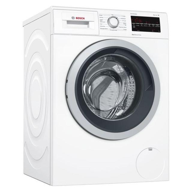 Bosch Lave-linge frontal - WAT32409FF - Blanc