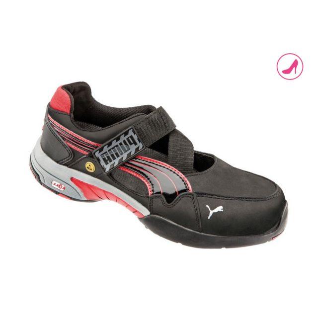 37621373549 Puma - Chaussures de sécurités femmes taille 36 Spring S1 ESD HRO SRC PUMA  642830-