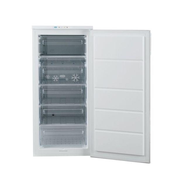 FAURE congélateur armoire 55cm 168l a+ blanc - ffu19400wa