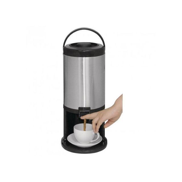 Olympia Distributeur Isotherme de boisson 3 litres 3 l