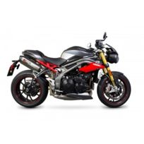 Triumph - 1050 Speed Triple / S / R-16/17-PAIRE De Silencieux Echappement Serket Inox Scorpion-76021480