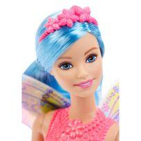 Mattel - Poupée Barbie : Fée multicolore Arc en ciel