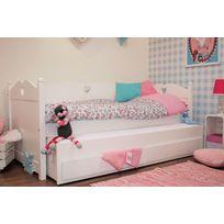 t te de lit avec rangement achat t te de lit avec rangement pas cher rue du commerce. Black Bedroom Furniture Sets. Home Design Ideas