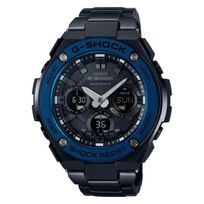 G-shock - Gstw110 G-steel Noir / Bleu