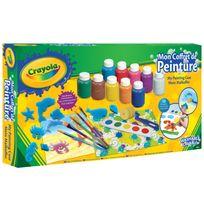 Crayola - Mallette de Peinture - refresh