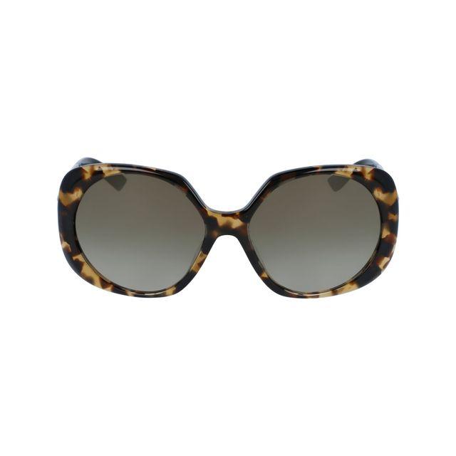 0e6e2243b259d5 Versace - Ve-4331 988 13 Havane marbré - Or - Lunettes de soleil ...