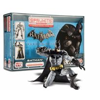 Bandai - Batman - Figurine Model Kit SprÜKITS Batman Arkham City 18 Cm