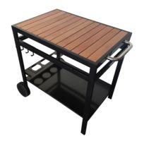 meuble exterieur pour plancha catalogue 2019 rueducommerce carrefour. Black Bedroom Furniture Sets. Home Design Ideas