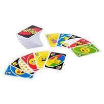Mattel Games - Mattel Jeux - Uno Emoji