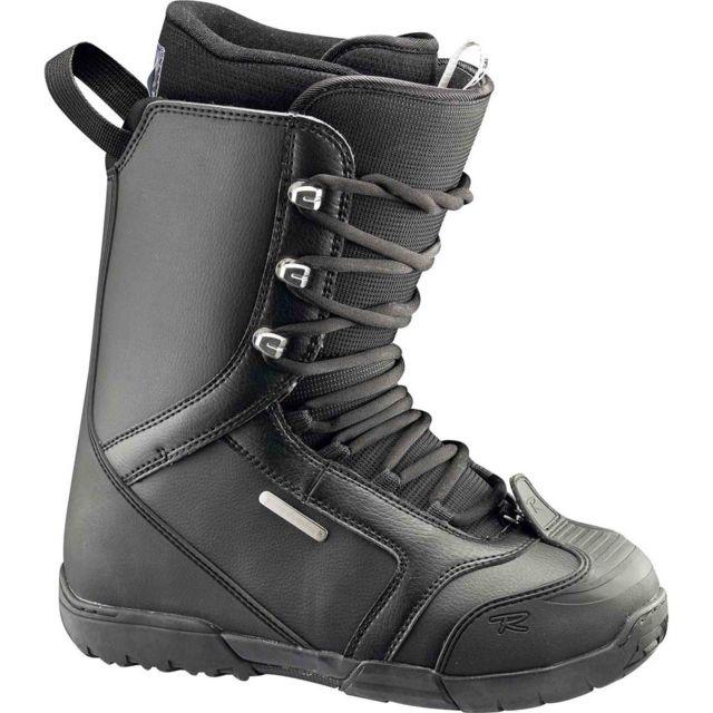Burton Boots De Snowboard Rampant Black Homme Gris Homme Gris