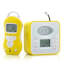 Auto-hightech - Babyphone deux voie Audio capteur et alarme de température Portée 300m