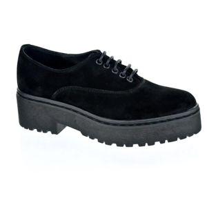 Alpe 34725005 Chaussures À Lacets Femme Noir 33 D'Argent 42 36 Argent 41 j1X7yC0Tn