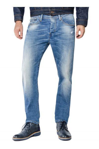 87d751d1c200 Tiffosi - Jeans Tyler 36 Bleu - pas cher Achat   Vente Jeans homme -  RueDuCommerce