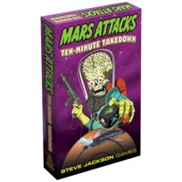 Steve Jackson Games - Jeux de société - Mars Attacks Ten-Minute Takedown