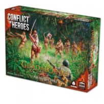 Asyncron Games - Jeux expert - Conflict Of Heroes : Guadalcanal