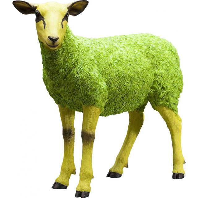Karedesign Déco Sheep verte Kare Design