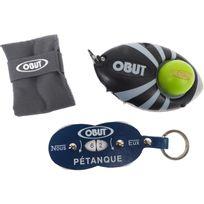 Obut - Accessoire pétanque Necessaire petanque Blanc 66156