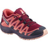 huge selection of d6cd9 a756a Salomon - Xa Pro 3D J Cerise Chaussures trail Junior
