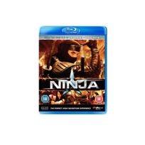 Lionsgate Films - Ninja Blu-ray, Import anglais