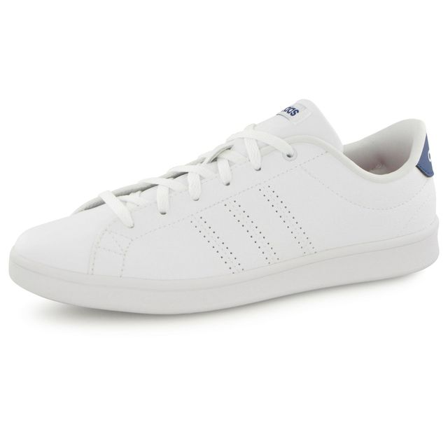 sports shoes ef385 40ee0 Adidas Neo - Adidas Neo Advantage Clean Qt blanc, baskets mode femme