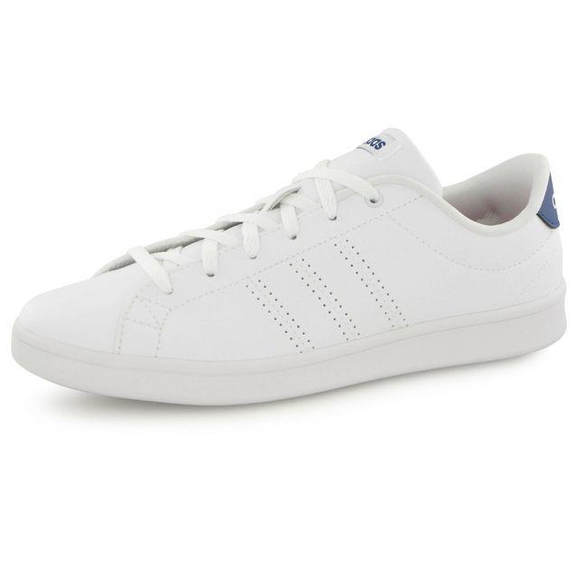 Adidas Neo - Advantage Clean Qt blanc, baskets mode femme 39 1/3
