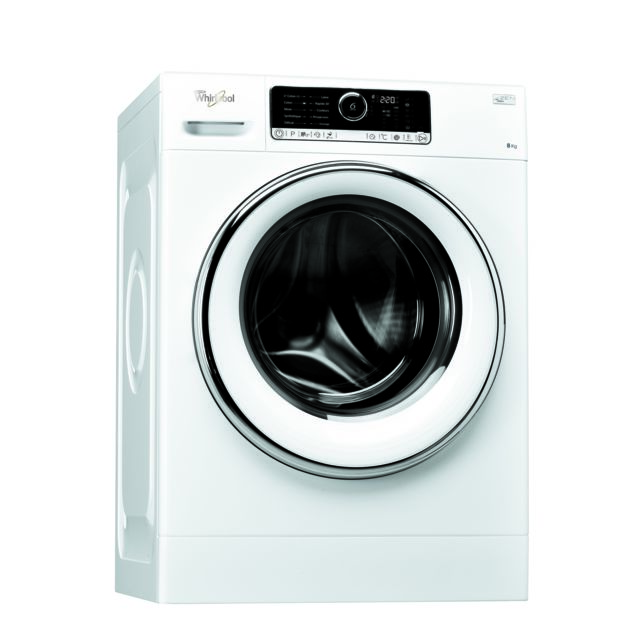 Whirlpool - Lave-linge - FSCR80421 - Blanc