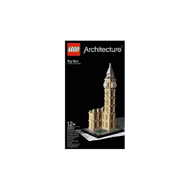 Lego - 21013 Big Ben, r, Architecture