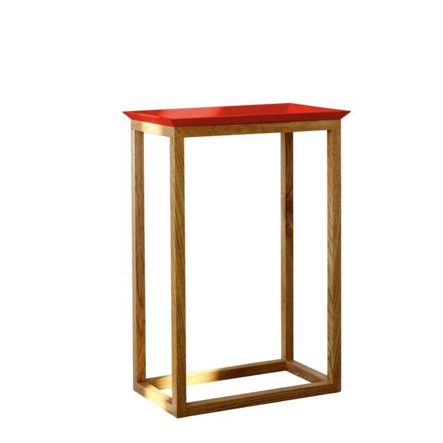 Jan Kurtz Support de table Mira - 31 x 58 x 35 cm