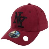 Ny Official - Casquette Ny junior bordeau newyork Rouge 38057