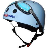 Kiddimoto - Casque Blue Goggle
