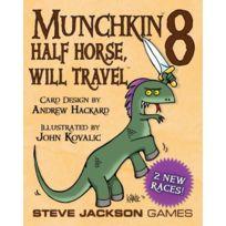 Steve Jackson Games - Munchkin 8 - Half Horse