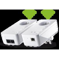DEVOLO - dLAN 550+ WiFi Starter Kit CPL