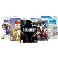 Autre - Pack 5 Jeux De Sport - Wii