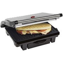 Bestron - grille-viande et panini 1000w 476cm² - asw113